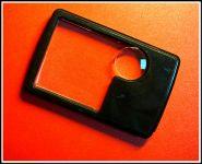 Увеличительное стекло 3х и 6х увеличение с подсветкой (батарейки в комплекте)