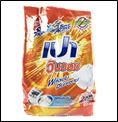 Тайский стиральный порошок для всех типов стиральных машин LION Thailand Pao Win Wash Regular 800 гр