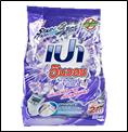 Тайский стиральный порошок для всех типов стиральных машин LION Thailand Pao Win Wash Sensual Violet 800 гр