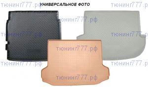 Коврик (поддон) в багажник, Unideс, полиуретан, 3 цвета