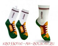 Носки Heelys Green Orange 4107