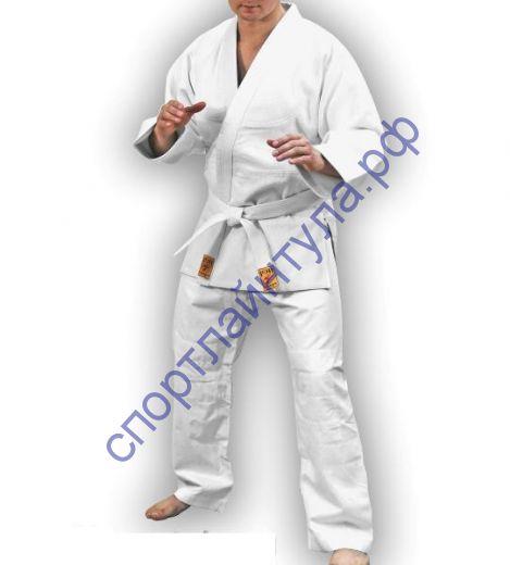 Кимоно для Дзюдо К7Х белое