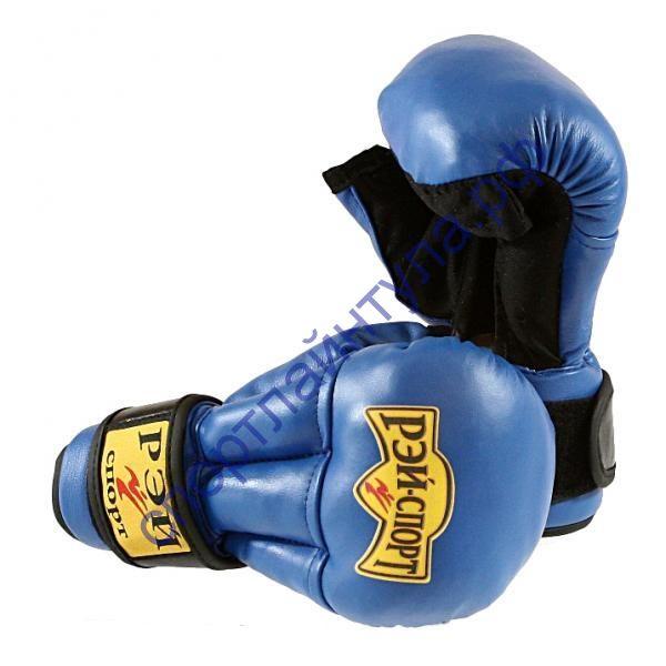 Перчатки для рукопашного боя FIGHT-1, искожа С4ИХ