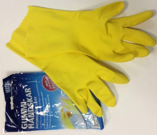 Smart Microfiber Универсальные резиновые перчатки размер L