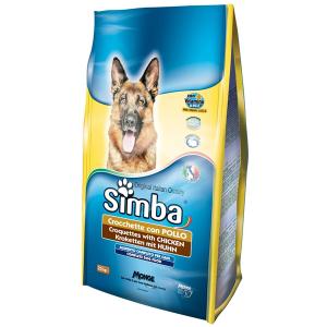 Корм сухой SIMBA Dog для собак всех пород с курицей 4кг