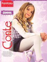 Колготки нарядные для девочки Сандра Конте кидс
