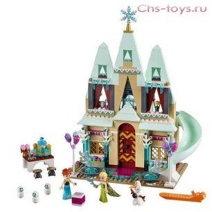 """Конструктор Lele Happy Princess """"Праздник в замке Эренделл"""" 79277 (Реплика Lego 41068) 483 дет."""