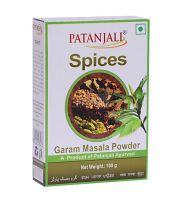 Гарам Масала пряная смесь острых специй  Патанджали (Divya Patanjali Garam Masala)