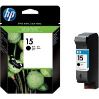 Картридж оригинальный Hewlett-Packard  (чёрный) C6615DE