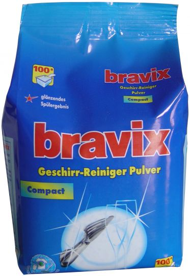 Bravix Моющий порошок для ПММ 1800 г