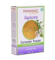 Кориандр молотый Патанджали Аюрведа | Divya Patanjali Aarogya Spices Coriander Powder
