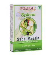 Сабджи Масала смесь специй для овощных блюд Патанджали Аюрведа | Divya Patanjali Aarogya Sabji Masala