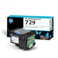 Печатающая головка оригинальная HP №729  F9J81A