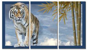 Тигр 3D
