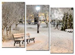 Романтический зимний вечер