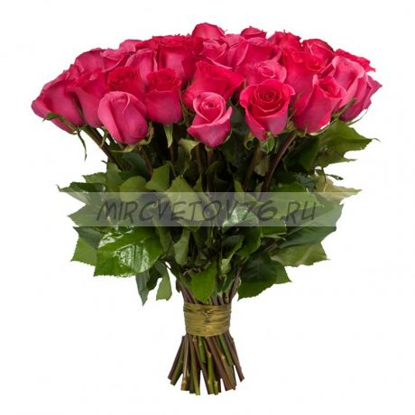 "Букет ""21 розовая роза"""