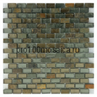 Loft Сooper. Мозаика серия GLASSTONE, размер, мм: 294*307*8  (ORRO Mosaic)