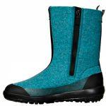 Женские сапоги adidas Yunga Felt Boot Climawarm голубые