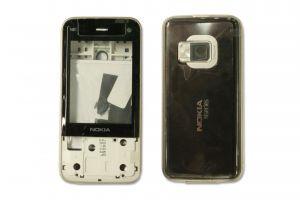 Корпус Nokia N81 (black)