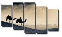 Модульная картина Пустыня