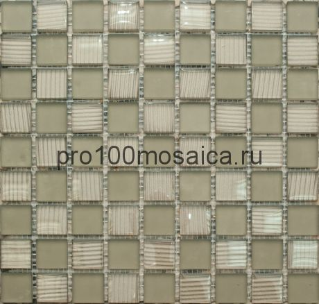 S-830 стекло . Мозаика серия EXCLUSIVE,  размер, мм: 298*298*8 (NS Mosaic)