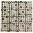 K-729 камень 15x15. Мозаика серия STONE, размер, мм: 305*305*4 (NS Mosaic)