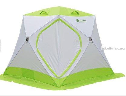 Купить Палатка зимняя Лотос Куб Профессионал М
