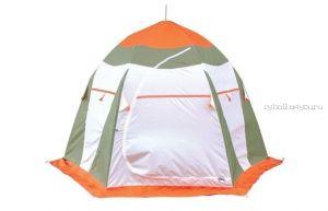 Палатка зимняя Митек Нельма Люкс 3-местная