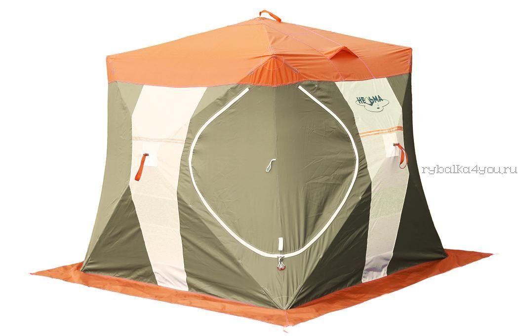 Купить Палатка зимняя Митек Нельма Куб 1-местная