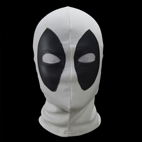 Маска Дэдпула (Deadpool) белая