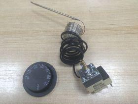 Эл_Терморегулятор WZA350-/16А/2,5м/50-350°С (с ручкой)