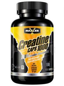 Creatine CAPS 1000 от Maxler, 100 caps