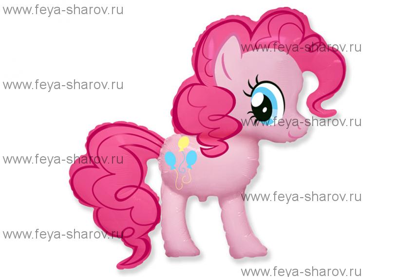 Шар Пони Пинки Пай (102 см)