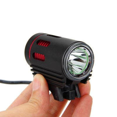 Велофара 2 в 1, CREE XM-L2, габаритный фонарь, 800 Лм, комплект