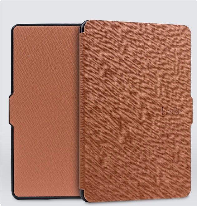 Чехол-обложка Texture для Amazon Kindle 8 (Коричневый)