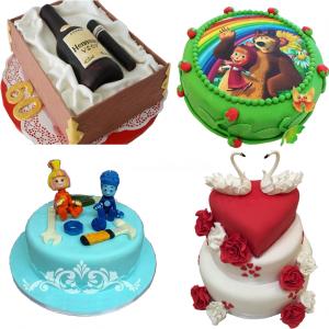 Торт по индивидуальному заказу