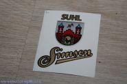 Наклейка Simson