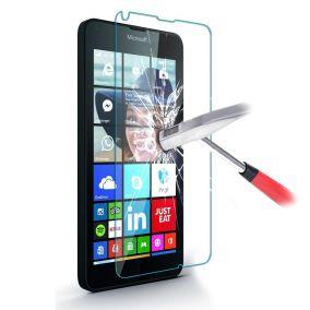 Противоударное стекло для Nokia 650