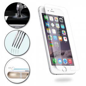 Закаленное противоударное стекло для iPhone 6+