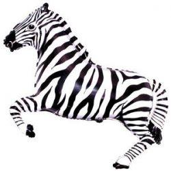 Зебра на палочке