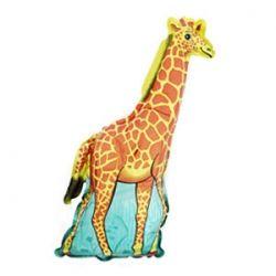 Жираф на палочке