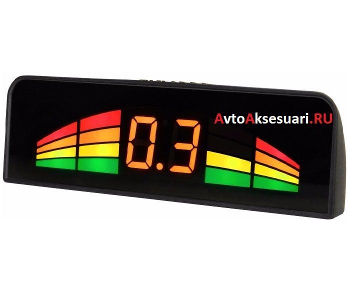 Парктроник передний/задний AAALine LED-14