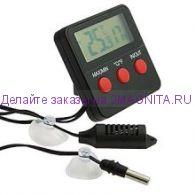 Термометр с влажностью DTH-74
