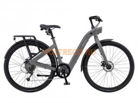 Электровелосипед Besv Cat CF1 передний привод