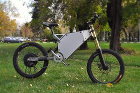 Электровелосипед MegaVolt 2200w (48В 35Ач)