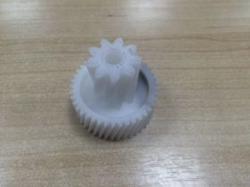 Мясорубка_Шестерня Philips (нов. малая HR2733) d 44/22mm косые зубья