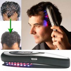 Лазерная расчёска Power Grow Comb + Дорожный набор