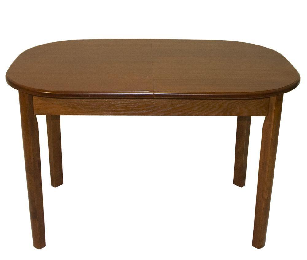 Стол обеденный овальный, раскладной  ВМ 3