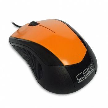 Мышь проводная CBR CM-100 Orange