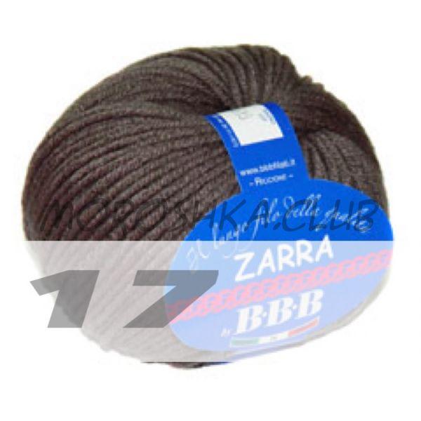 Коричневый Zarra BBB (цвет 17)